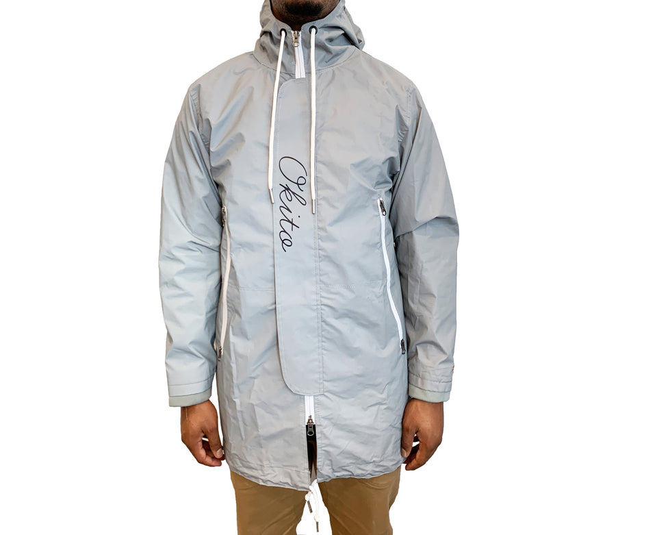 "3M ""Reflections"" Fishtail Jacket"