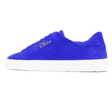 "Blue Suede ""Perennials"" Sneakers"