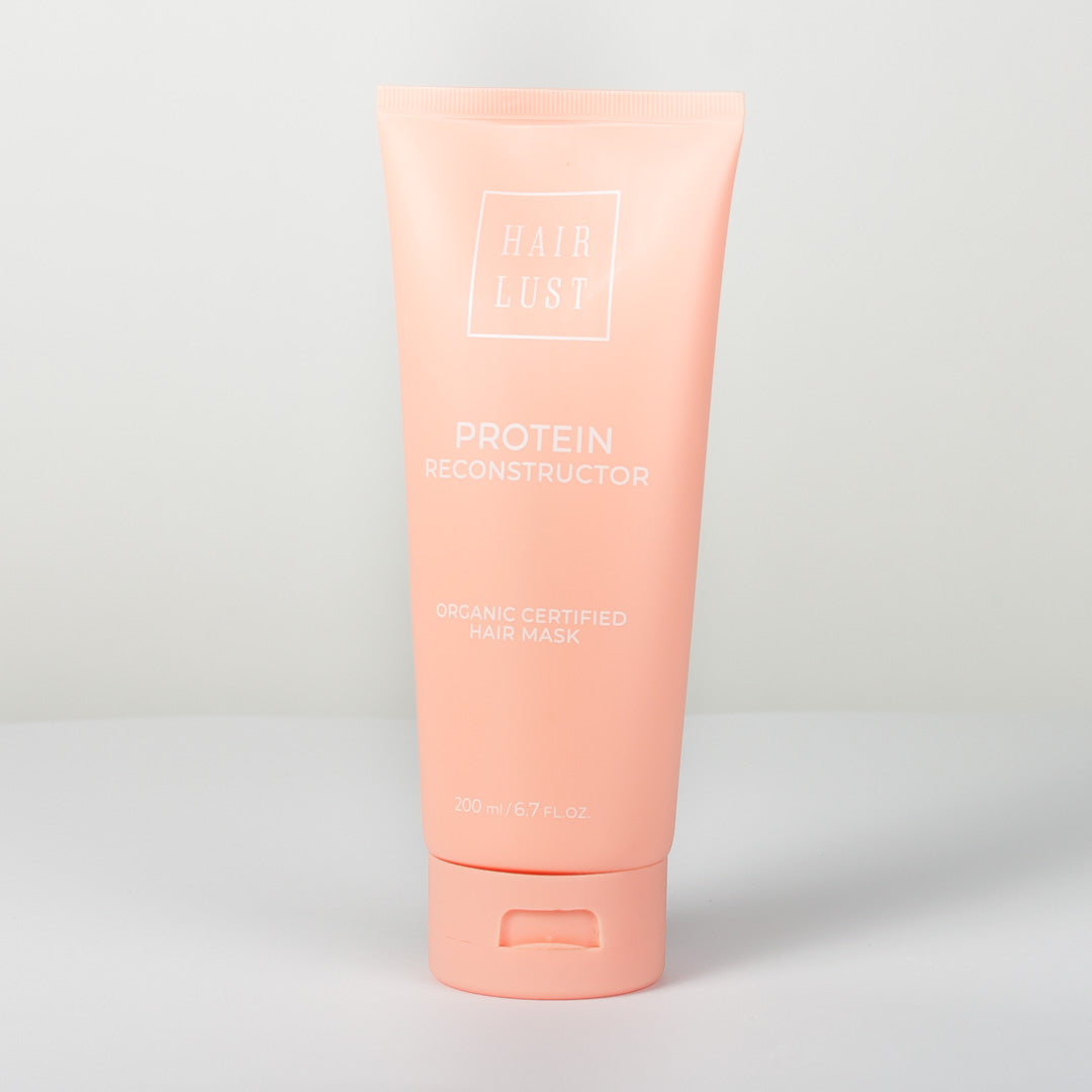 hairlust protein reconstructor hair mask