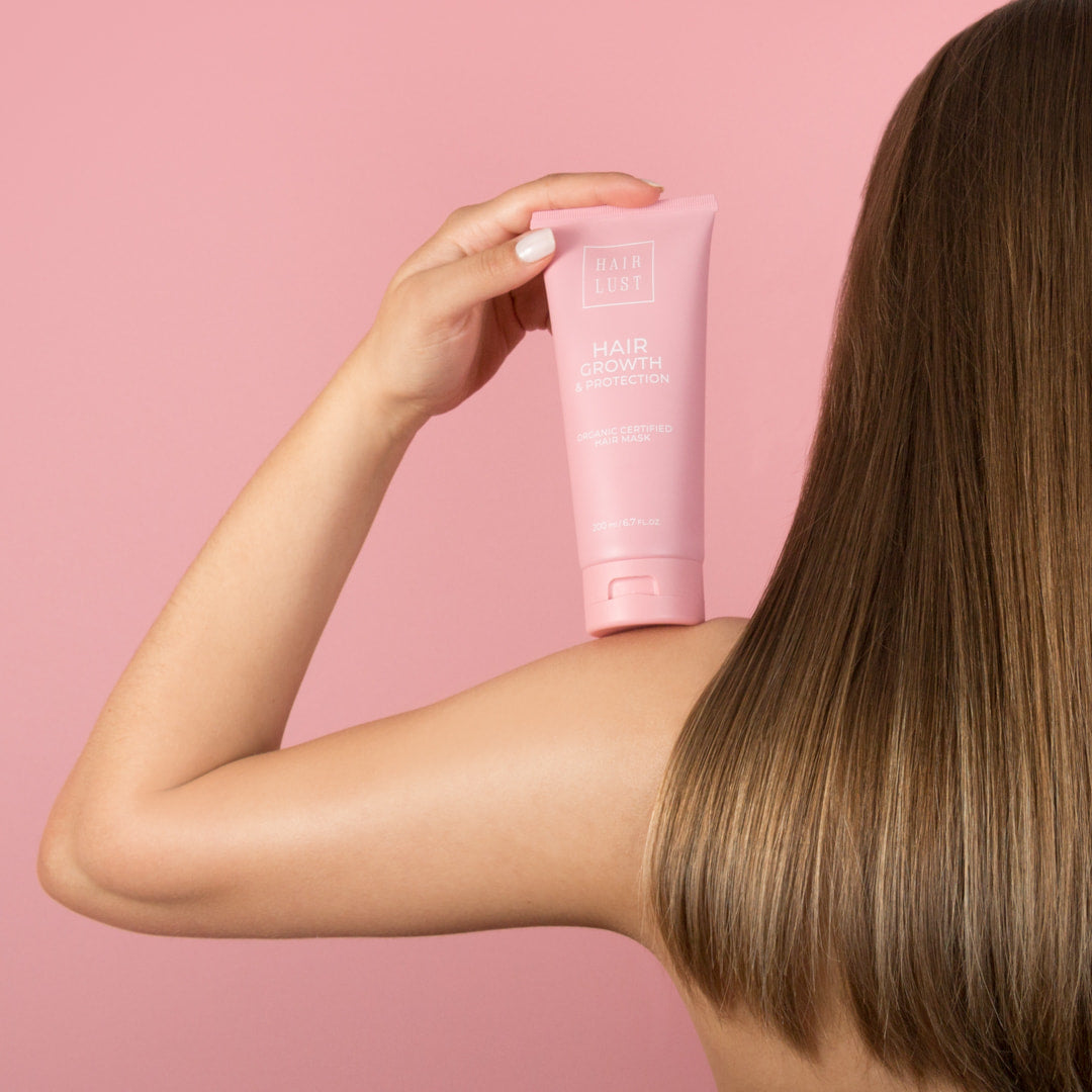 hairlust hair growth and protection hair mask