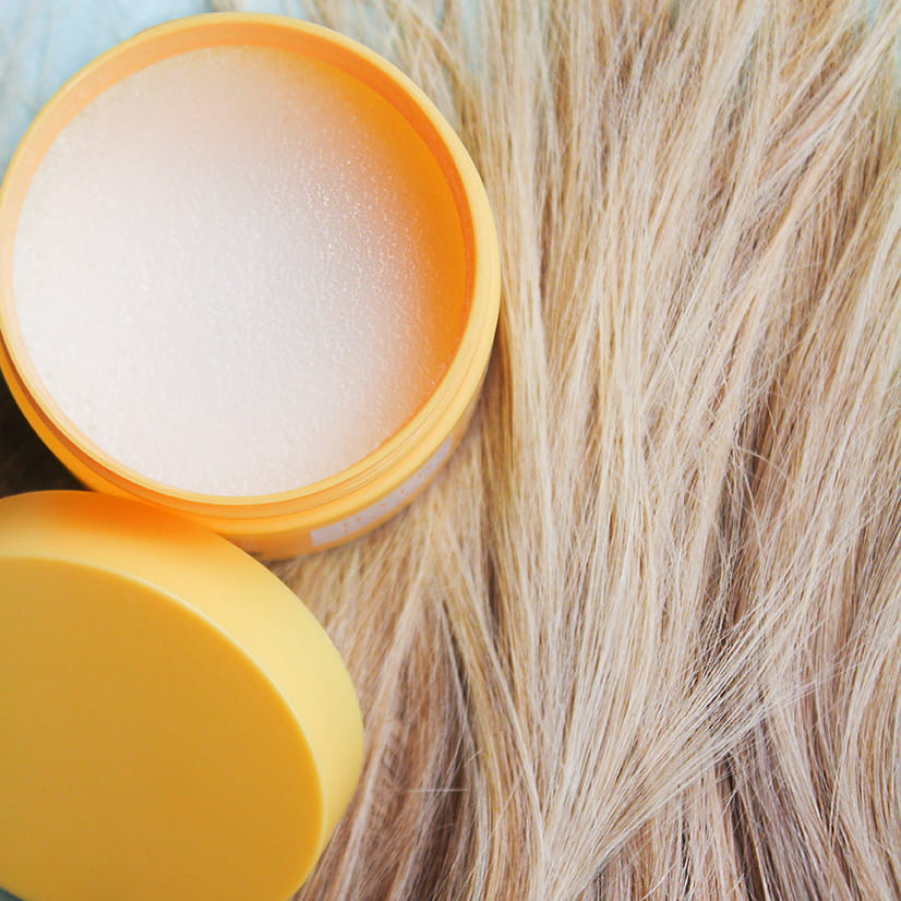 Anti-Frizz & Deep Hydration Pre-Shampoo Hair Balm
