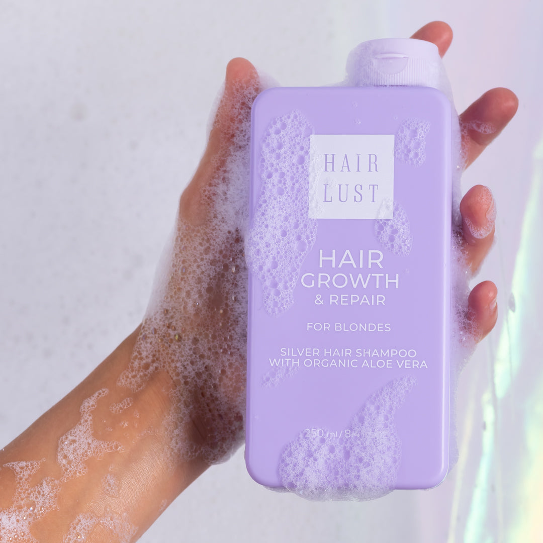 hairlust silver shampoo