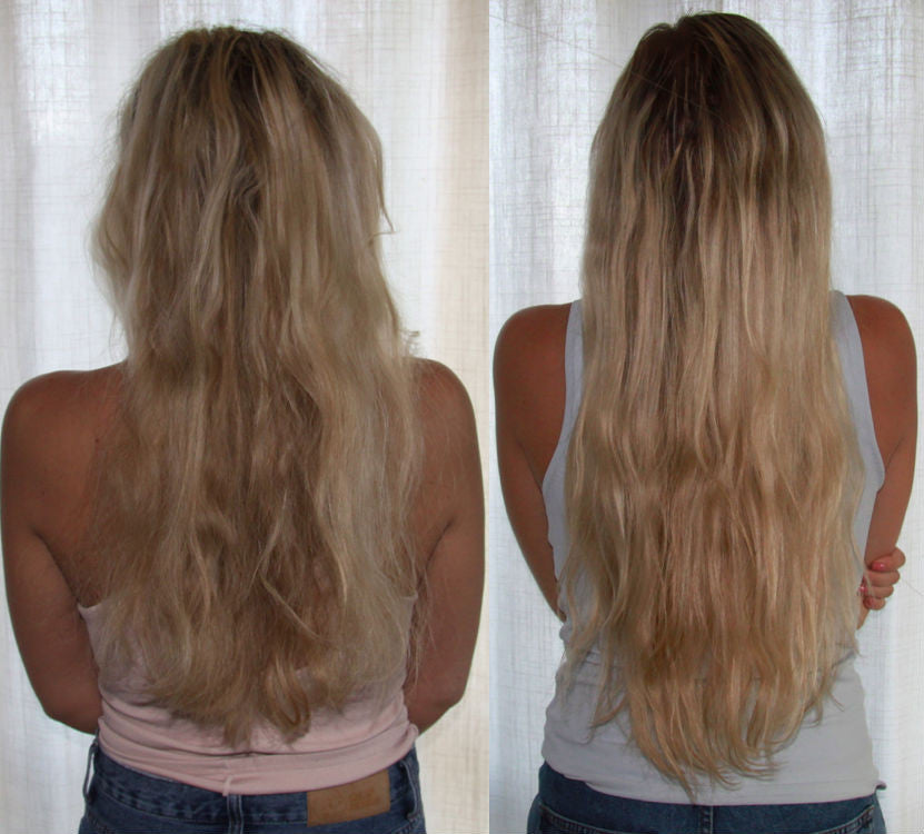hairlust hair gummies before after