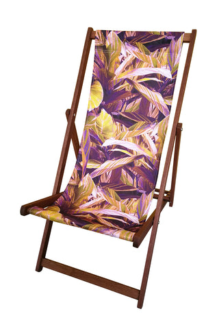 Alpinia Deckchair Samantha Warren