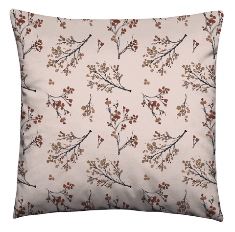 Autumnal Sprig Cushion