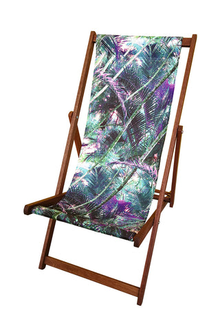 Bamboo Deckchair Samantha Warren