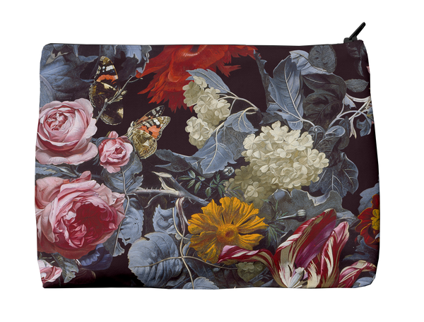 Ashmolean - Tumbling Rose Garden Washbag Large