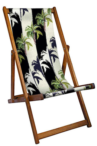 Palm Shadow Deckchair