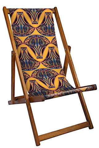 Faces Deckchair