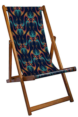Gorgeous Pattern Deckchair