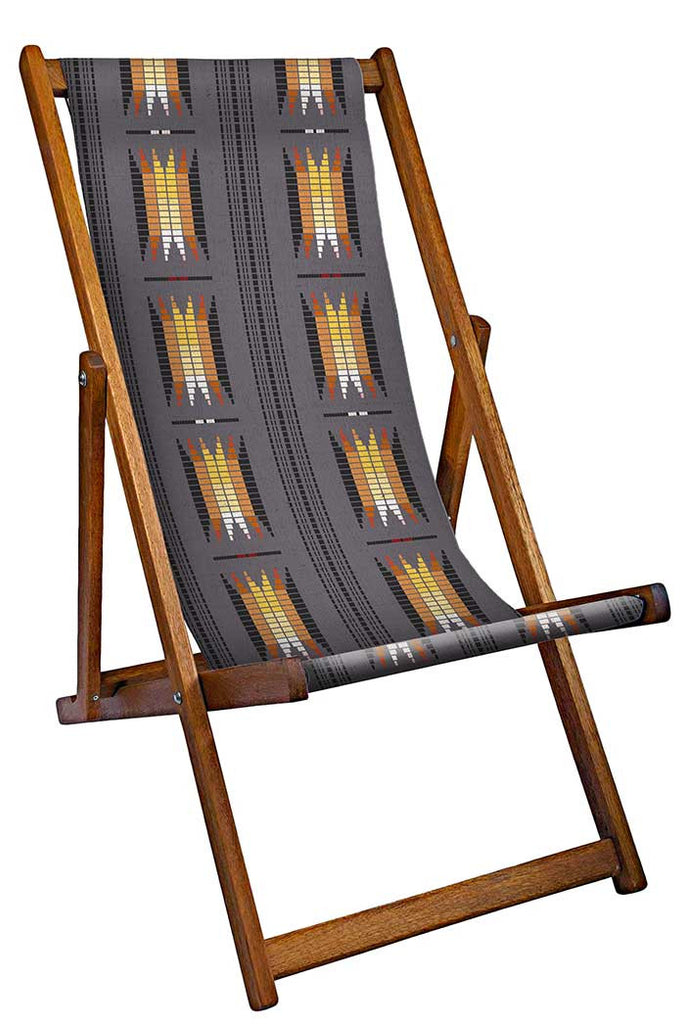 Native American Deckchair