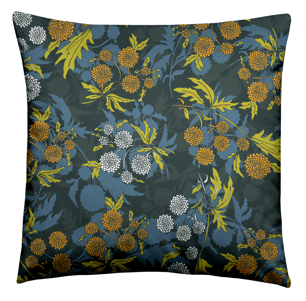 Forest Buds Cushion