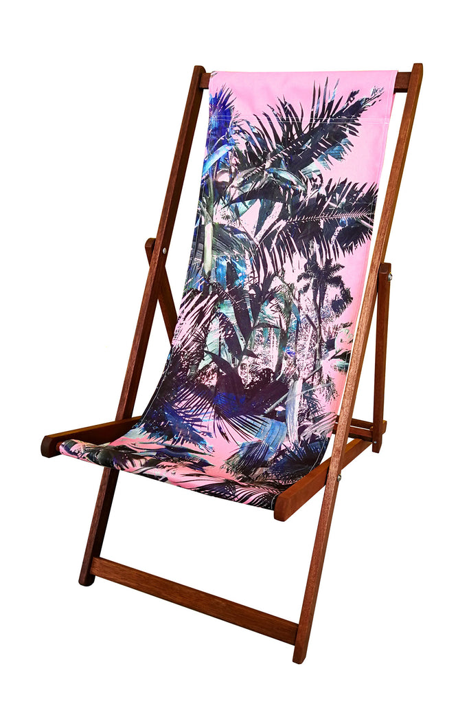 Jungle Deck Chair - Samantha Warren