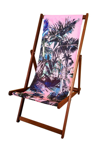 Jungle Deckchair Samantha Warren