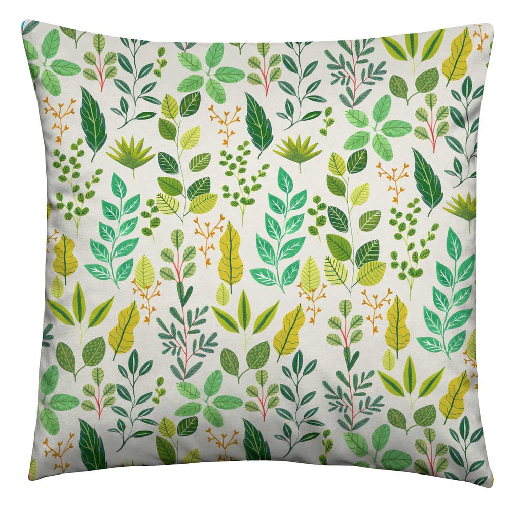 Garden Leaves Cushion