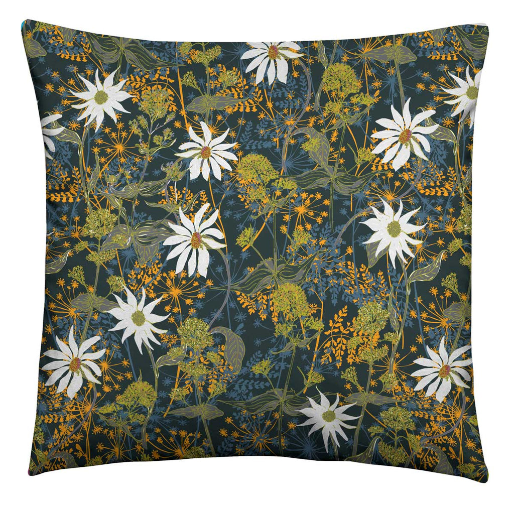 Forest Florals Cushion