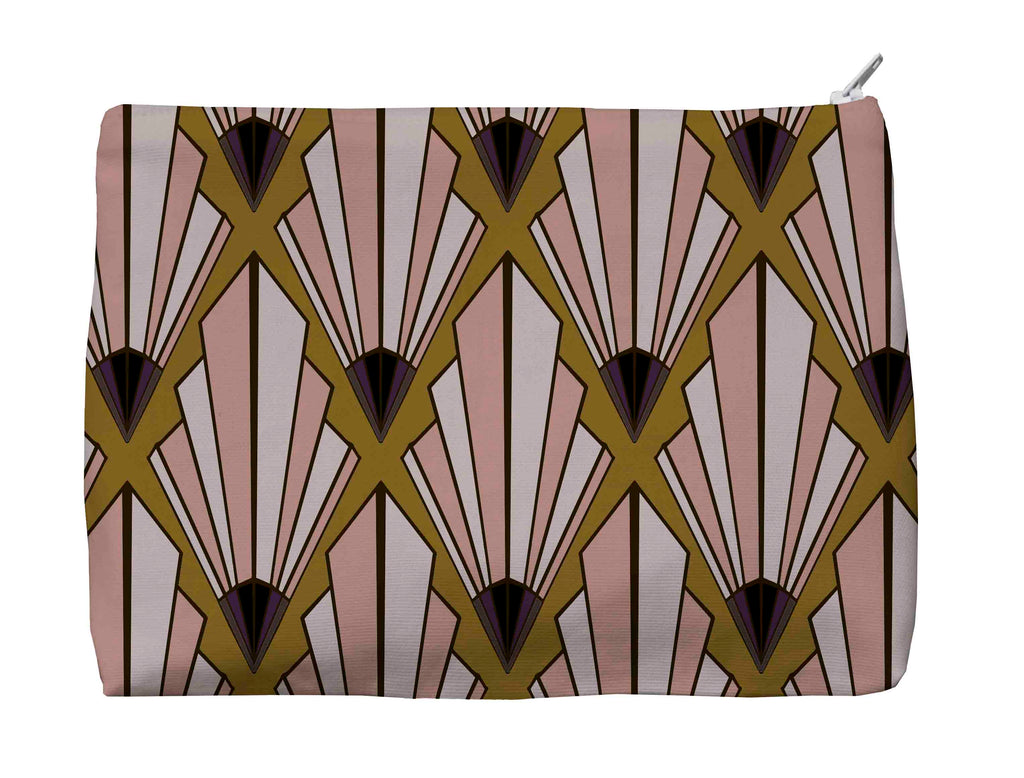 Deco Fan Boudoir Medium Washbag