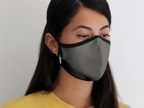 Cool Grey Pro Mask - Medium