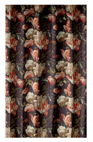 Ashmolean - Antique Rose Fabric
