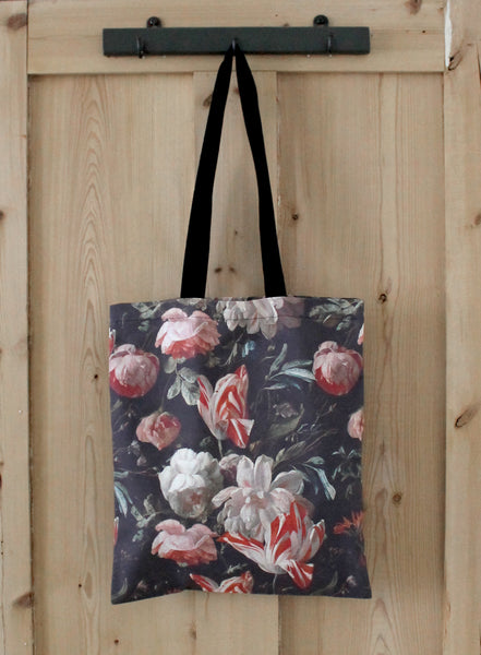Ashmolean - Antique Rose Tote Bag