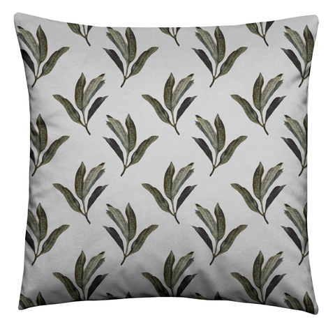 Ashmolean - Sprig Cushion