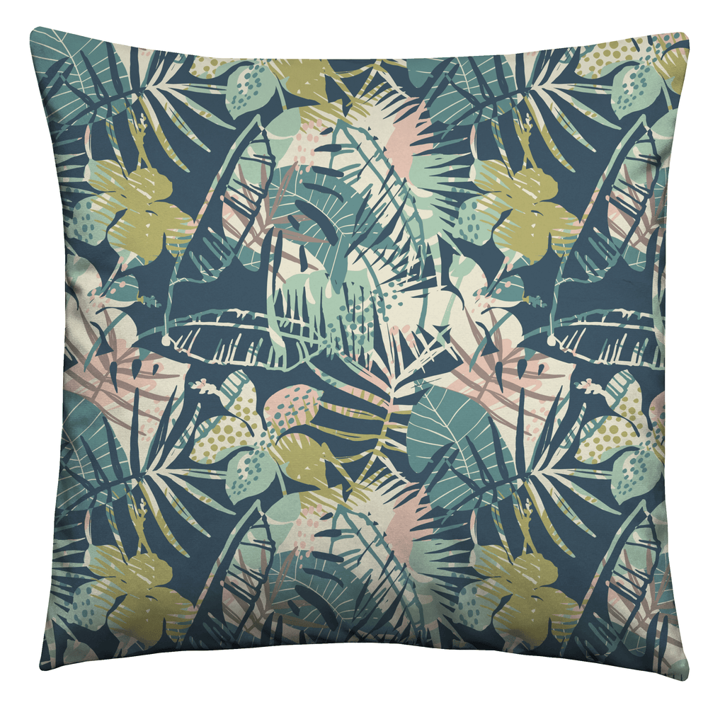 Spring Tropical Cushion