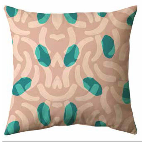 Leaf Drops Cushion