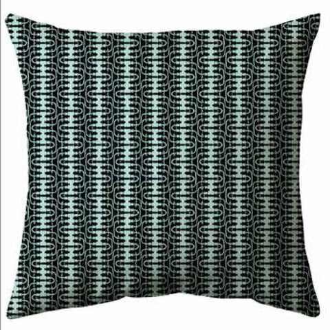 X-Ray Wires Velvet Cushion