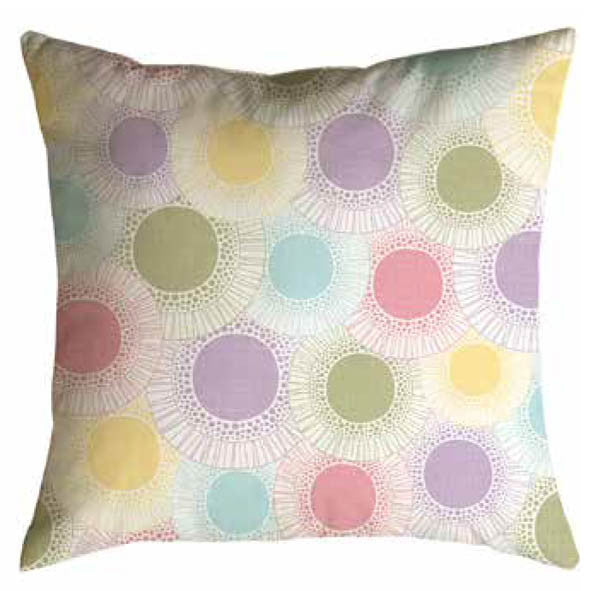 Dreaming In Bubbles Cushion