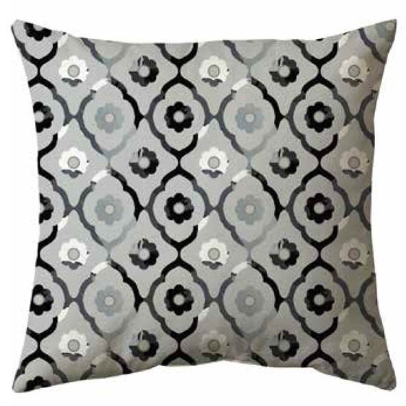 Shades Of Grey Cushion