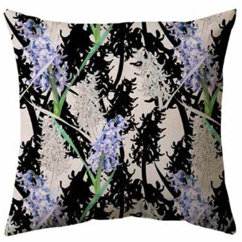 Shadows Of Lavender Cushion