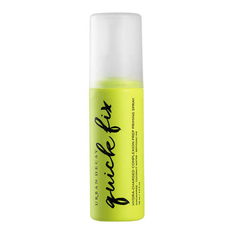 Urban Decay Quick Fix Hydra Charged Complexion Prep Priming Spray