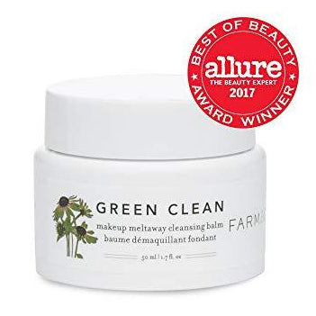 Farmacy Green Clean Makeup Meltaway Cleansing Balm 50mL Travel Size