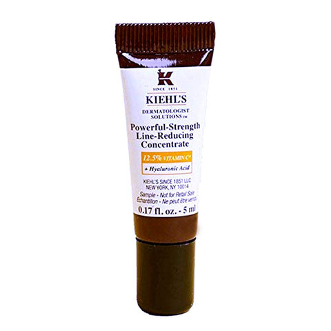 Kiehl's Powerful Strength Line Reducing Concentrate Travel Size
