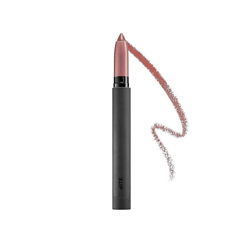 Bite Beauty Matte Creme Lip Crayon in Glace Travel Size