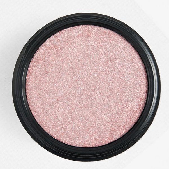 Colourpop Disney Super Shock Cheek Highlighter in Part of Your World (soft silvery pink)