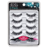 Ardell 5 Pack Demi Wispies Black False Eyelashes