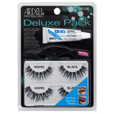 Ardell Deluxe Pack Wispies Black False Eyelashes