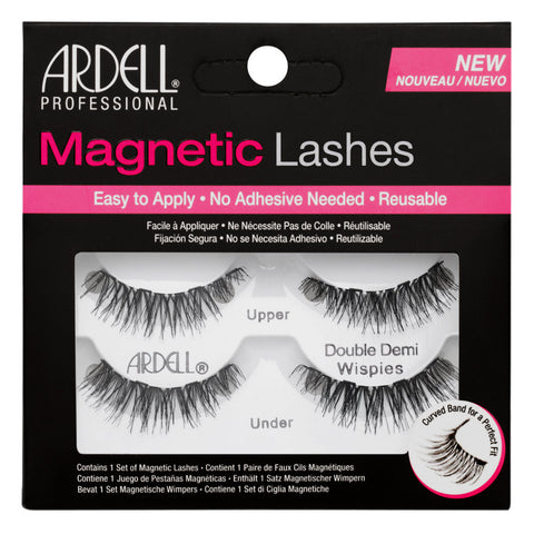 Ardell Magnetic Lashes Double Demi Wispies False Eyelashes