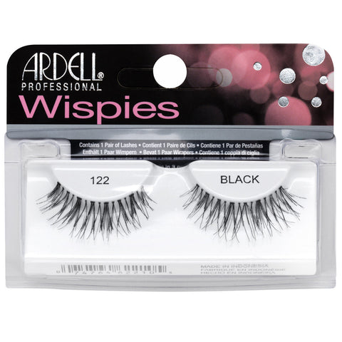 Ardell Wispies 122 Black False Eyelashes