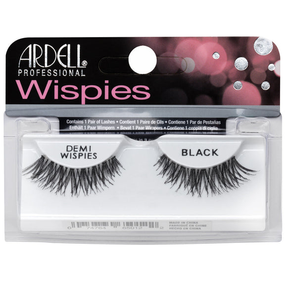 Ardell Wispies Demi Wispies Black False Eyelashes