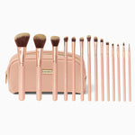 BH Cosmetics BH Chic 14 Piece Brush Set with Bag