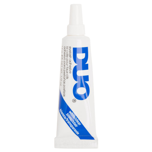 Duo Striplash Adhesive Eyelash Glue (Available in Clear and Darktone) 14g