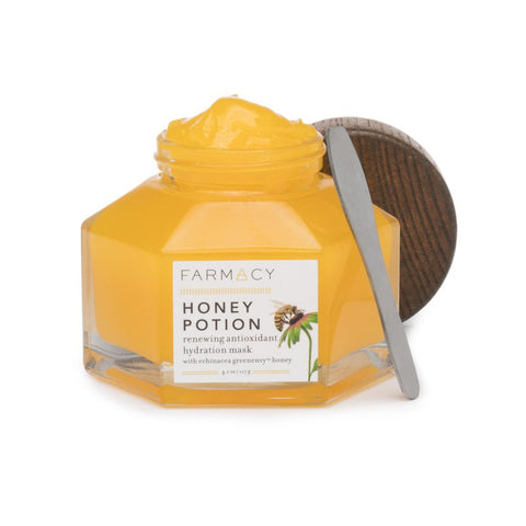 Farmacy Honey Potion Renewing Antioxidant Hydration Mask 117g