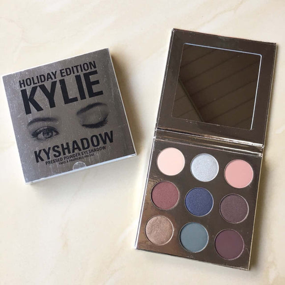 Kylie Kyshadow Palette - Holiday Edition