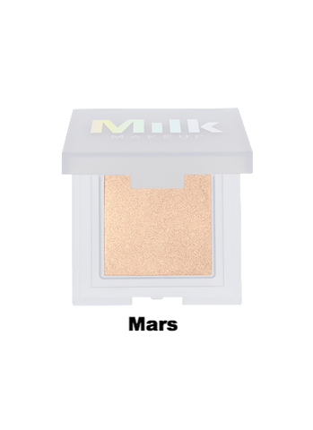Milk Makeup Holographic Highlighting Powder in Mars (holographic golden peach)