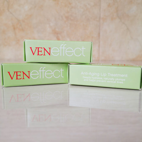 Veneffect Anti Aging Lip Treatment Travel Size