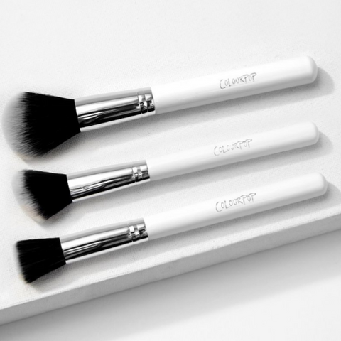 Colourpop Face and Cheek Essentials Brush Set