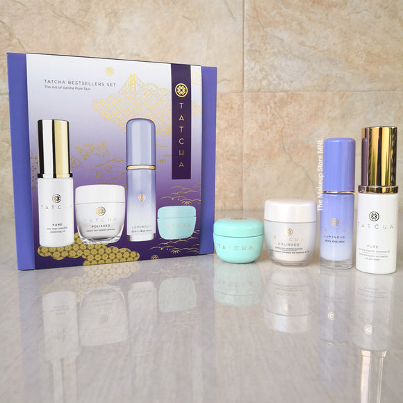Tatcha Best Sellers Set