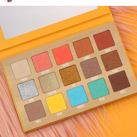 Jeffree Star Thirsty Eyeshadow Palette